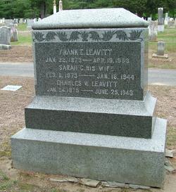 Frank E. Leavitt