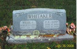 Willie Estell <i>Harbin</i> Whitaker