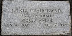 Cyril Greenwood Huggard