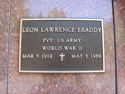 Leon Lawrence Braddy