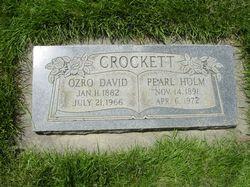 Ozro Crockett