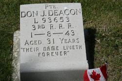 Donald John Deacon