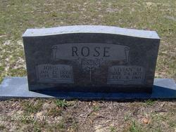Vivian <i>Morris</i> Rose