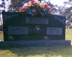 Martha <i>Graves</i> Sellers