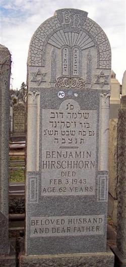 Benjamin Hirschhorn