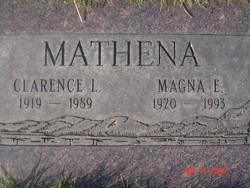 Magna Ethel <i>Aanerud</i> Mathena