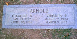 Charles Blanton Arnold