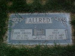 Nellie Loene <i>Johnson</i> Allred