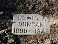 Lewis Anthony Duncan