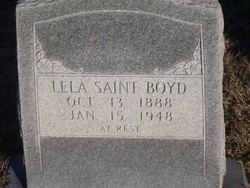 Lela E <i>Hamilton</i> Boyd