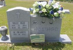 Billy Ray Mozingo, Sr