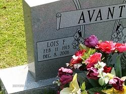 Lois Frances <i>Pace</i> Avant