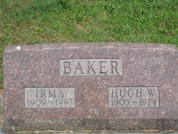 Hugh W Baker