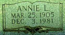 Annie L Ainsworth