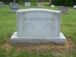 Eleanor L. <i>Byers</i> Burkholder