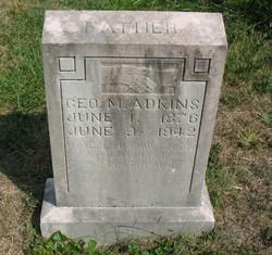 George M Adkins