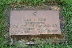 Ray Ivan Cox