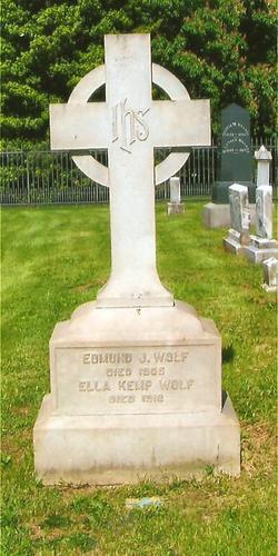 Ella <i>Kemp</i> Wolf