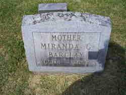 Miranda G. <i>Cutright</i> Barclay