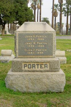 Jane M. <i>Dixon</i> Porter