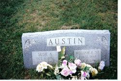 Susie Anna <i>VanHorn</i> Austin
