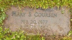 Mary <i>Sheridan</i> Coursen