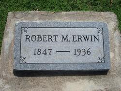 Robert Montgomery Erwin