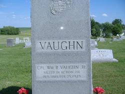 Corp William Rufus Vaughn, Jr
