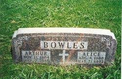 Alice Blanche <i>Plouffe</i> Bowles