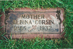 Albina <i>Plouffe</i> Corsin