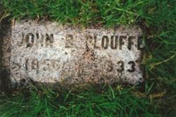 John Baptist Plouffe