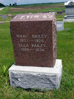 Ella Francena <i>Tomlinson</i> Bailey