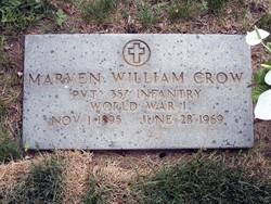 Marven William Crow