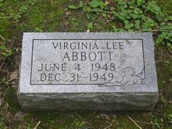 Virginia Lee Abbott