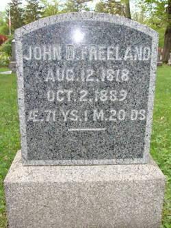 John D. Freeland