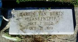 Martin VanBuren Blankenship