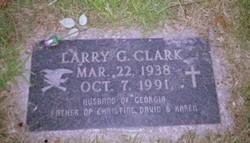 Larry George Barney Clark