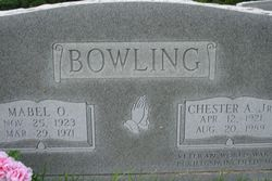 Chester A. Bowling, Jr