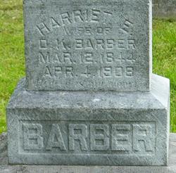 Harriet Elizabeth <i>Jett</i> Barber