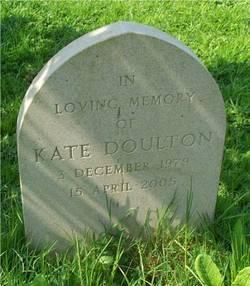 Kate Doulton