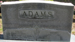 Muriel Adams