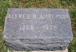 Alfred B. Anderson