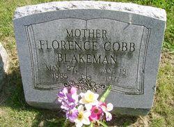Florence <i>Cobb</i> Blakeman