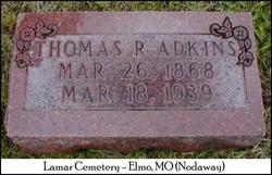 Thomas Richard Tom Adkins