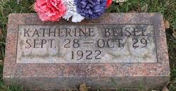 Katherine Mary Beisel