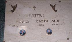 Carol Ann <i>Lehr</i> Altieri