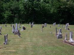 Bucksnort Cemetery