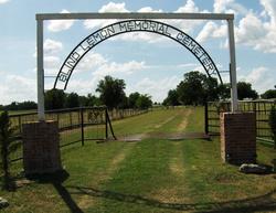 Blind Lemon Memorial Cemetery
