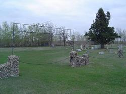 Mamrelund Cemetery