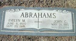 Evelyn M. Abrahams